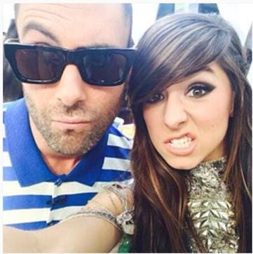 Adam Levine posted a selfie with Christina Grimmie and mourned her shocking demise after she was shot to death on Saturday.