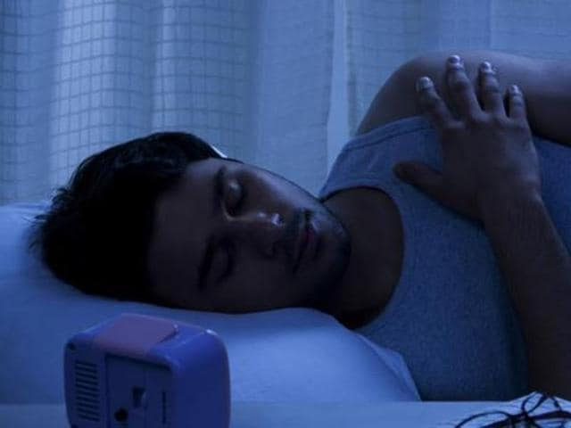 Make your bedroom as pitch black as possible -- your body only produces melatonin in the dark.