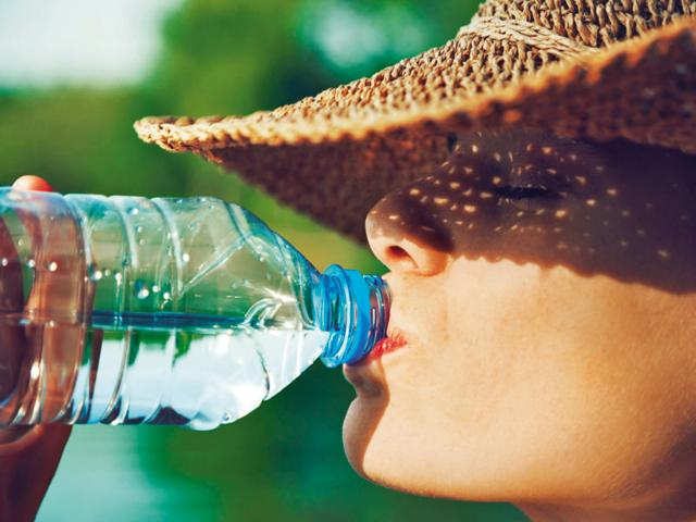 Tests have proved that many brands of bottled water cheat us via their labels.