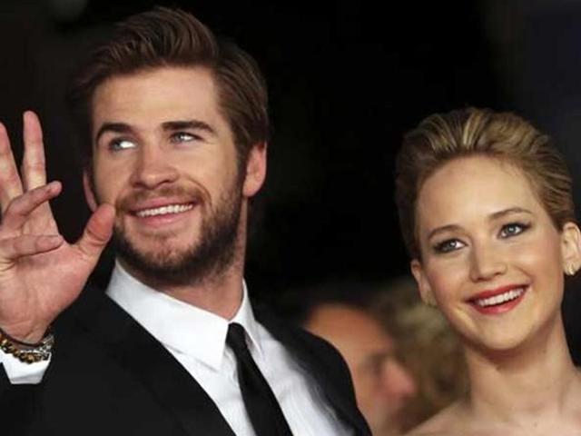 Jennifer Lawrence,Liam Hemsworth,Independence Day