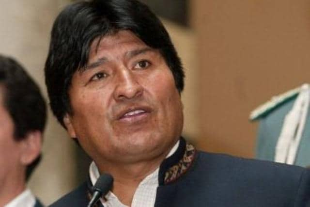 The accused are said to be close to Gabriela Zapata -- a former girlfriend of President Evo Morales, with whom he had a son who died in 2009.