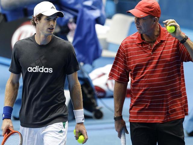 Andy Murray,Ivan Lendl,Wimbledon