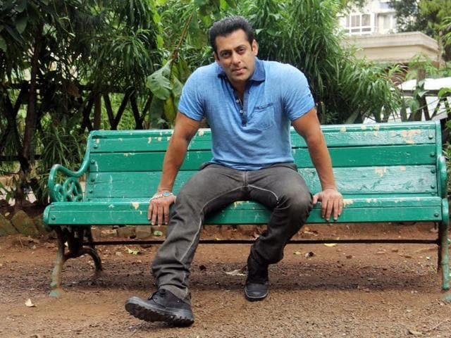 "Salman Khan says he loves to take up ""difficult parts"" in his films these days."