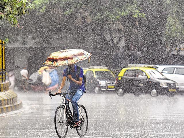 Mumbai,Monsoon,Rains