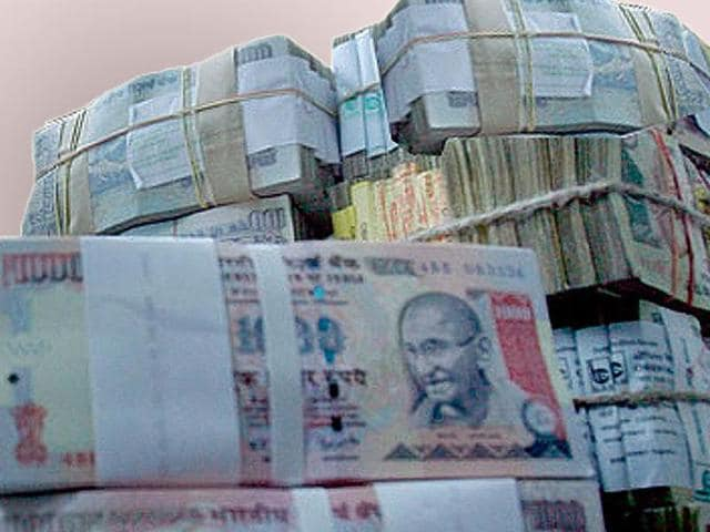 Black money outflow from India