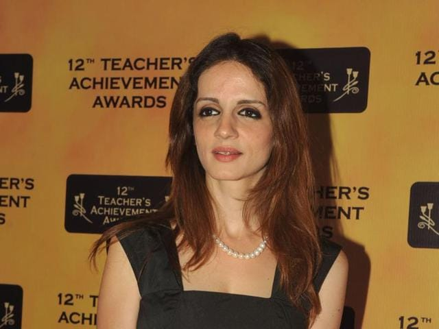 In a recent interview , Sussanne Khan explained why she and Hrithik decided to part ways .