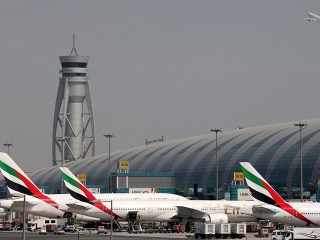 Dubai airport,Drone activity at Dubai airport,Flights diverted at Dubai airport