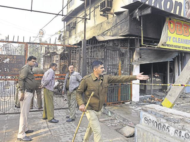 The audit conducted in DDA colonies in May has listed 20 'most vulnerable' areas -- ticking 'fire bombs'. Apart from other reasons, rapid commercialisation of residential space is a major cause for worry in these colonies.