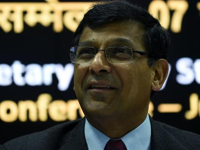 Reserve Bank of India governor Raghuram Rajan at a  press conference following a monetary policy review meeting in Mumbai. There is intense speculation whether Rajan will get an extension when his present term ends in September, 2016.