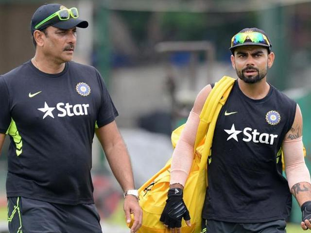 Ravi Shastri,Sandeep Patil,Team India Coach
