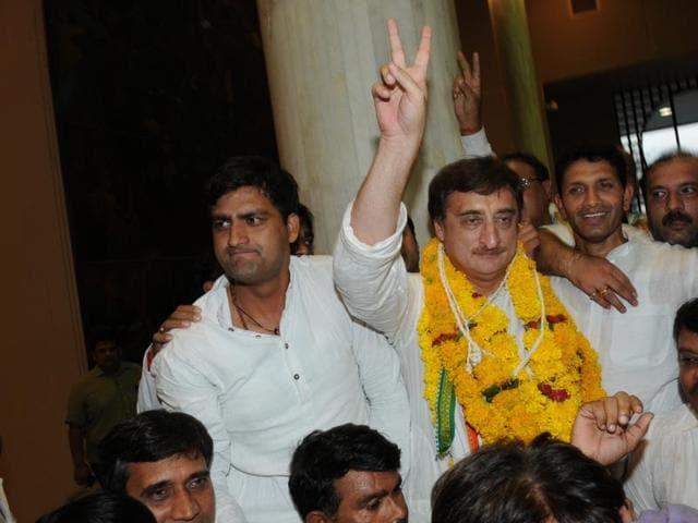 Rajya Sabha election,Vivek Tankha,Vinod Gontia