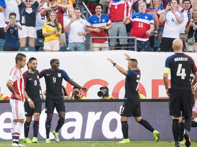 Copa America,Clint Dempsey,Jurgen Klinsmann