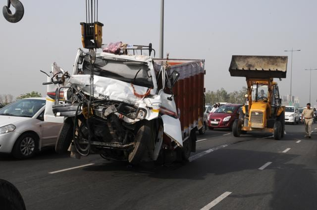 Indian roads witnessed the highest ever bloodbath during May last year with more than 14,000 people killed and over 47,000 injured in 46,247 crashes.