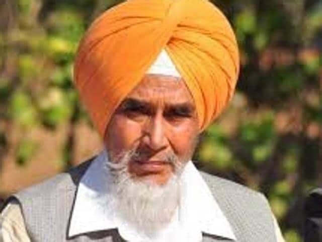 AAP state convenor Sucha Singh Chhotepur(HT File Photo)
