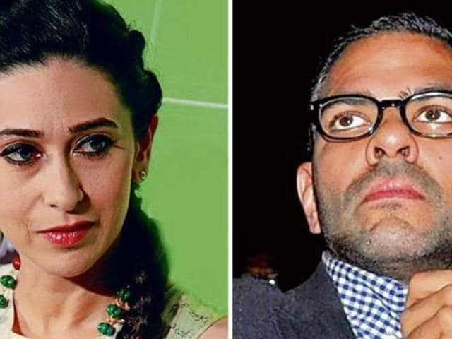 Sunjay and Karisma tied the knot in 2003.