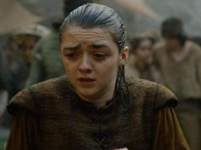 Did Arya survive? Of course she did. Who are we fooling here?