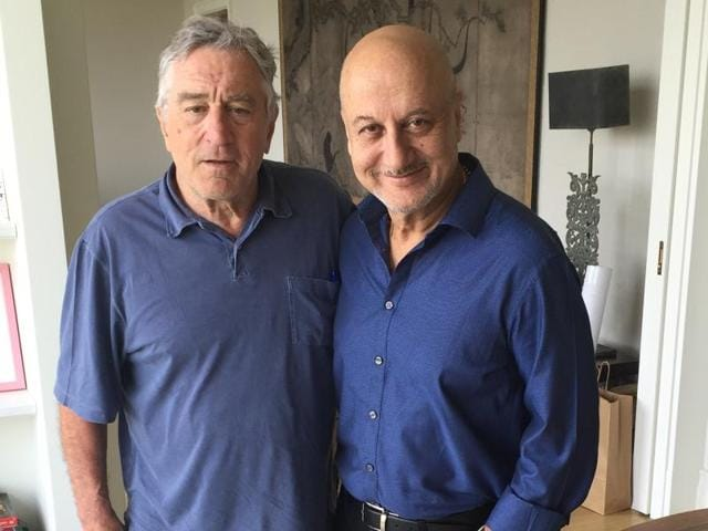 Anupam Kher is currently working on his 500th film.