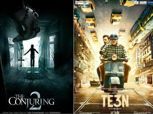 Amitabh Bachchan's TE3N is the latest casualty to a big Hollywood release at the Indian BO.