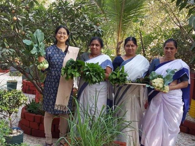 Urban Leaves India,rooftop-farming,Mumbai