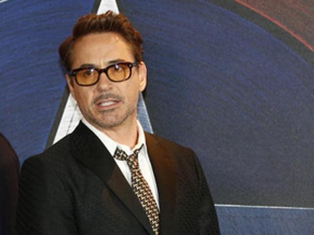 Robert Downey Jr,Iron Man,Hollywood