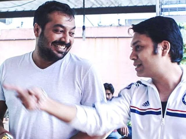 After watching his directorial debut, Meeruthiya Gangsters, filmmaker Anurag Kashyap asked actor-writer Zeishan Qadri to write and direct the third instalment of Gangs of Wasseypur.