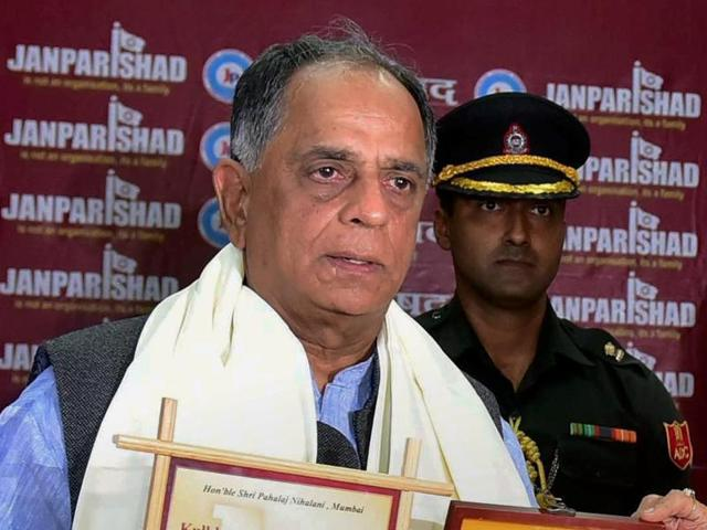 """Nihalani, who was in the eye of the storm over suggesting a very large number of cuts, said nine members of the Central Board of Film Certification watched the film and """"unanimously"""" cleared it after the proposed 13 cuts."""