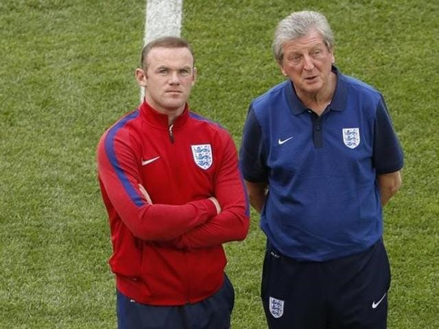 England captain Wayne Rooney and manager Roy Hodgson on Monday pleaded with the country's fans to avoid further violence to head off a Uefa threat to disqualify the team.