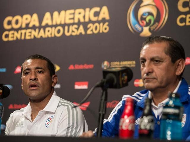 Copa America,Ramon Diaz,Paraguay