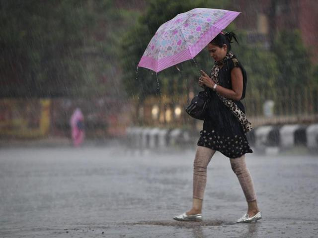 Monsoon,Monsoon in India,Monsoon rainfall