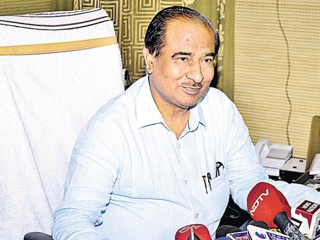 Lalkeshwar Prasad Singh, former chairman of Bihar School Examination Board.