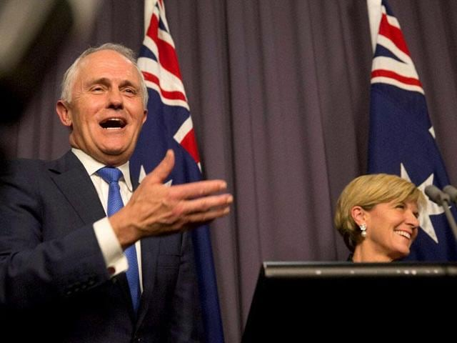 Malcolm Turnbull,Great Barrier Reef,coral bleaching