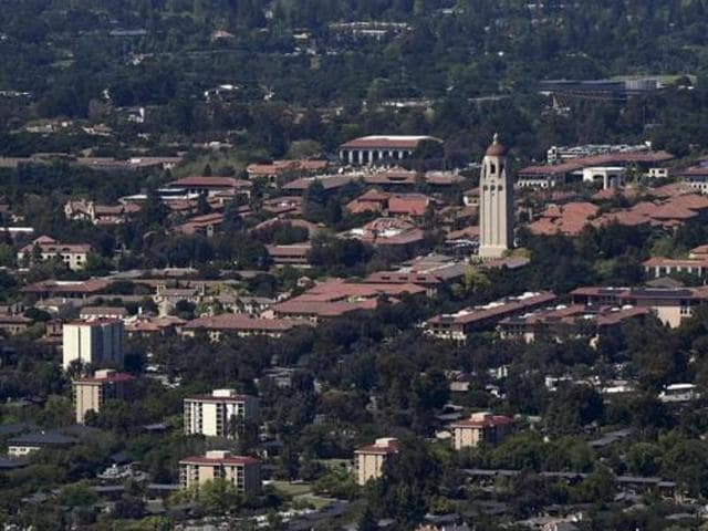 Stanford University graduating students and women's rights advocates used the school's commencement ceremony to again express their anger over the six-month jail sentence given to a former student for sexually assaulting an unconscious woman.