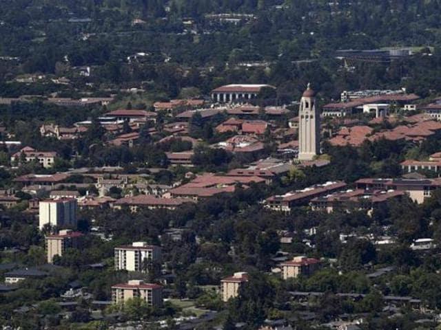 Stanford,Wacky Walk,Stanford University graduating students