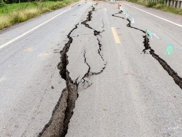 A 6.2 magnitude earthquake hit the Pacific island nation of Vanuatu.