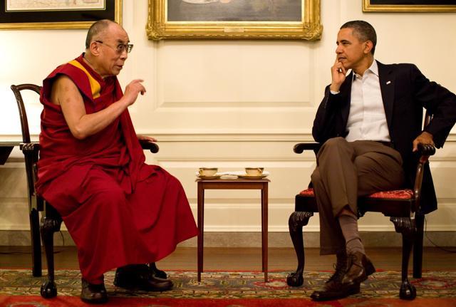 Barack Obama,Dalai Lama,Tsai Ing-wen