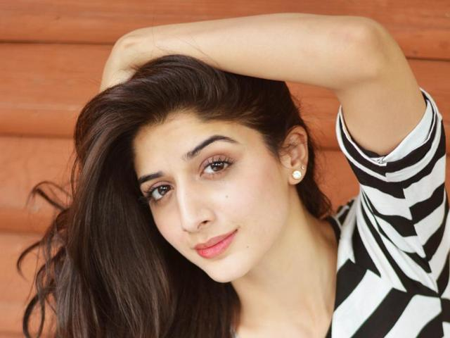 """Mawra also can't stop praising India. She says she has received """"a lot of love and respect here""""."""