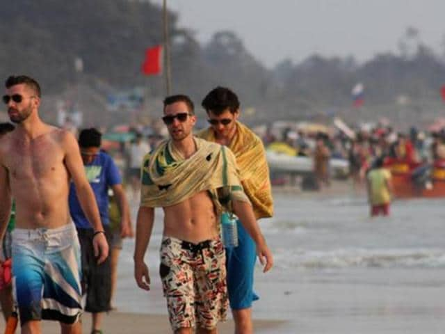 The accused, Edward Petrovich Goryachew, was arrested after a chase when nearly 15 policemen surrounded him at Calangute beach.(PTI File Photo)