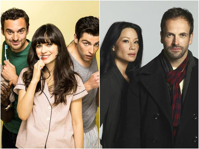 Zooey Deschanel's New Girl and Lucy Liu's Elementary are both alleged rip-offs of other shows.