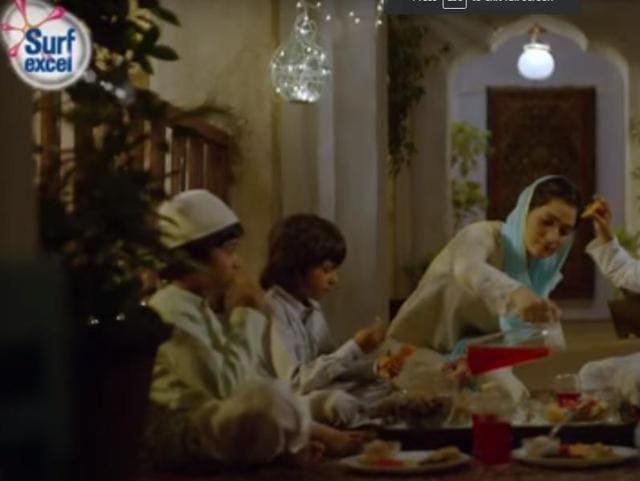Celebrating Ramadan in an endearing way.