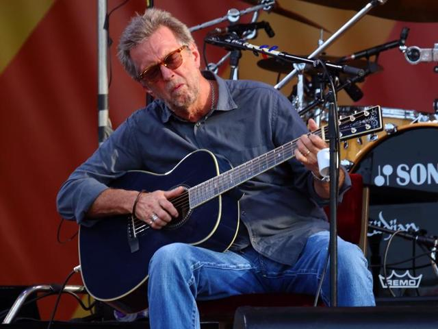 Eric Clapton,Nerve damage,Tears in Heaven
