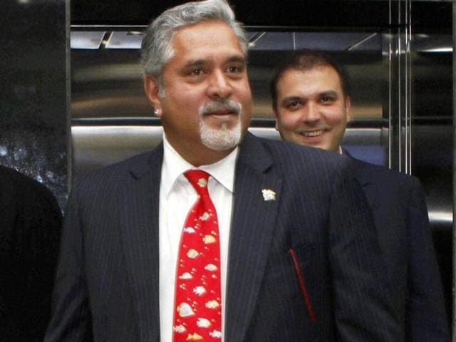 Vijay Mallya escaped the country on March 2.