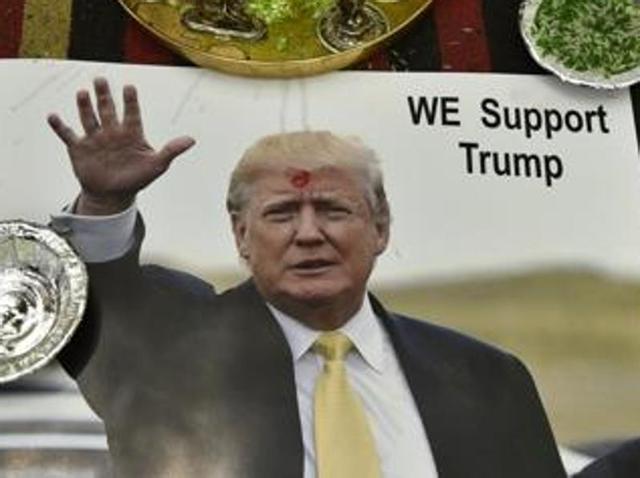 Hindu Sena to celebrate 'saviour of humanity' Trump's birthday at Jantar Mantar