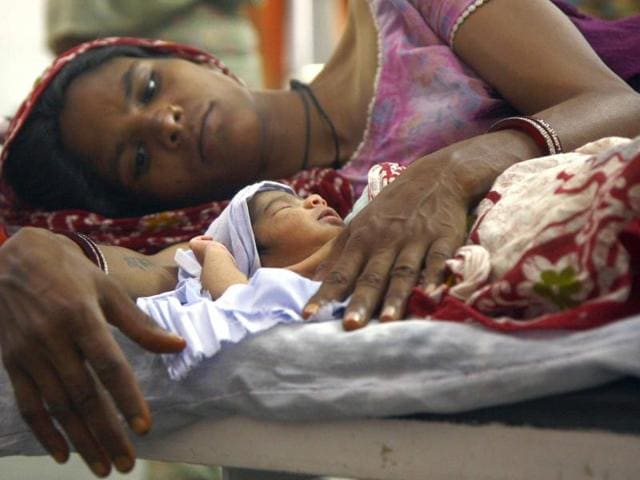 Around 14.5 lakh children are born in Rajasthan every year.