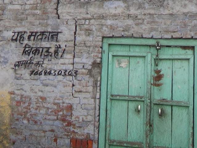 Kairana,hindu exodus,muslim families