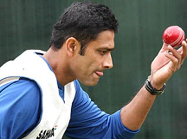 The sheer weight of Kumble's stature makes the race for Team India coach interesting.