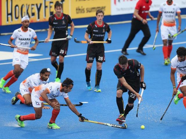 The loss leaves India on four points from three outings.