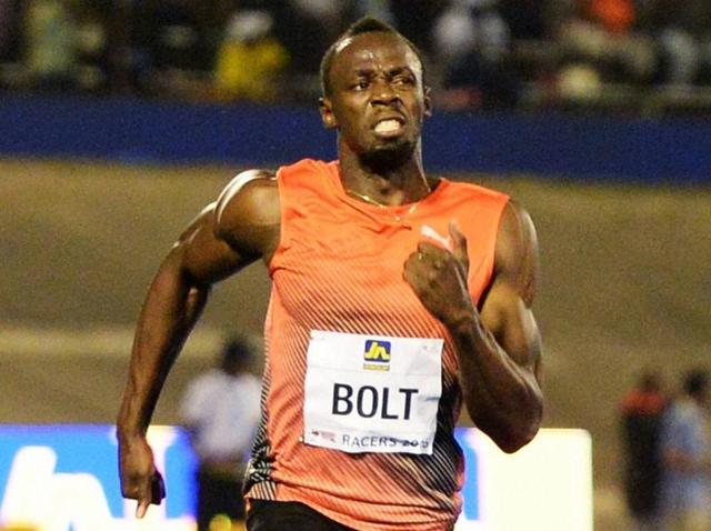 Usain Bolt,Racing,Rio Olympics