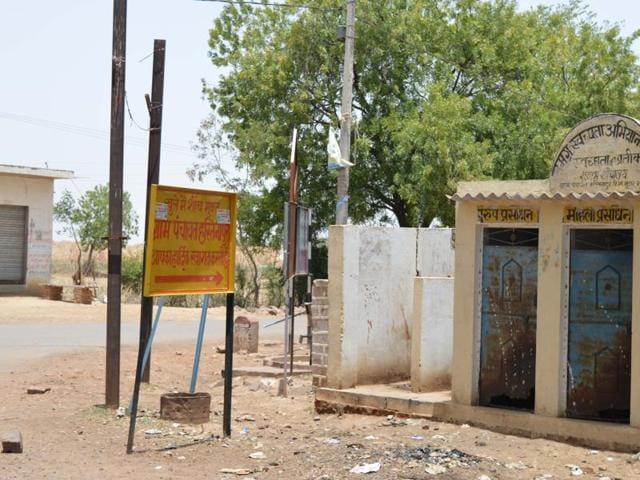 open defecation