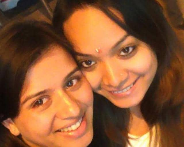 Fashion designer Snigdha Bisht (right) and her sister-in-law Malvika Bisht were dragged for 100 metres by a car in Noida on June 7.