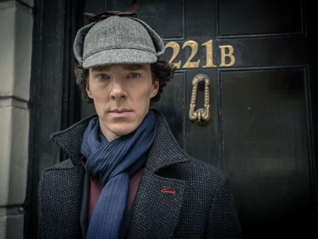Benedict Cumberbatch is now a household name after playing  the popular fictional detective Sherlock Holmes.